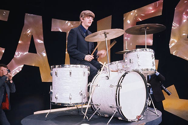 Beat generation: the indispensable Ringo Starr in 1964