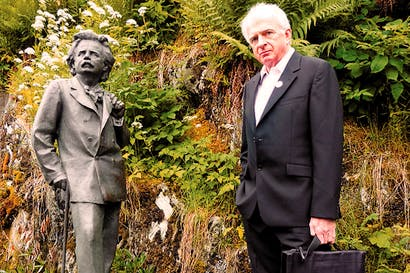 Edvard Grieg and Gerard Willems