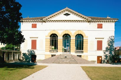 The master builder: Palladio's villas in the Veneto, Italy — Villa Caldogno