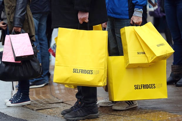 I Shop Therefore I Am (Dan Kitwood/Getty)
