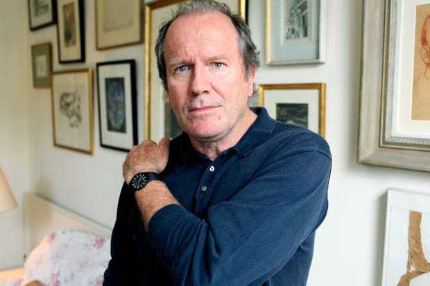 Author William Boyd (Photo: Getty)