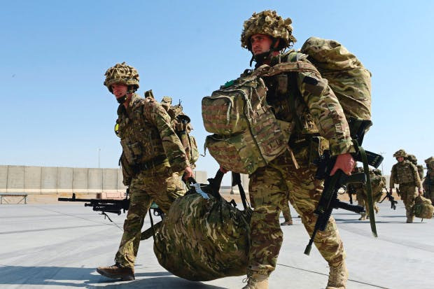 Leaving Afghanistan — with a pack of potential troubles