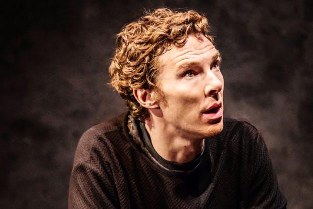 Mr Nice Guy: Benedict Cumberbatch as Hamlet