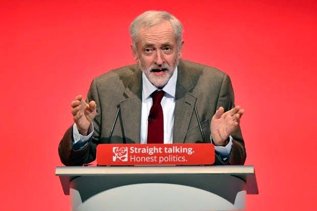 Labour leader Jeremy Corbyn (Photo: Getty)