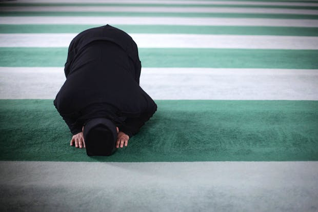 Don't mention the mosque | The Spectator Australia