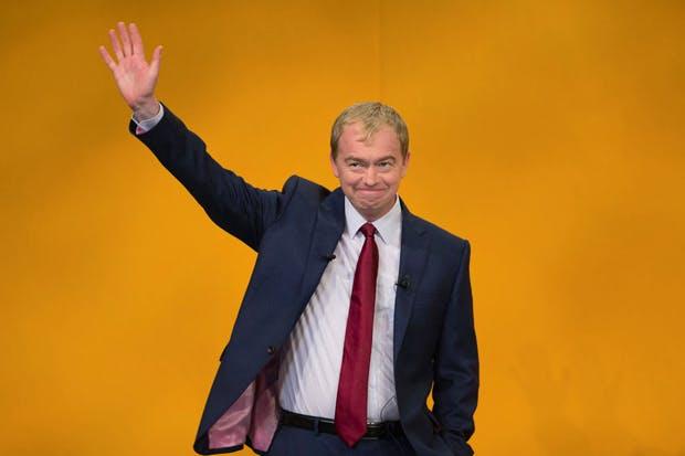 Lib Dem leader Tim Farron (Photo: Getty)