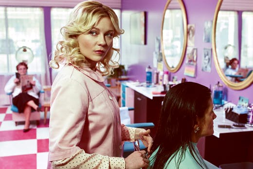 Kirsten Dunst as Peggy Blumquist in Fargo
