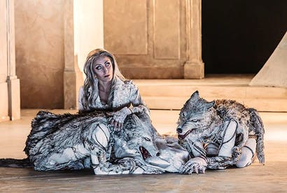 'A glittering concentrate of fury in her dark eyes': Patricia Racette as Katerina Ismailova in 'Lady Macbeth of Mtsensk'
