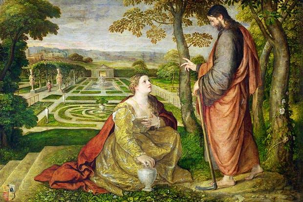 Caption: Who is Mary Magdalene exactly?