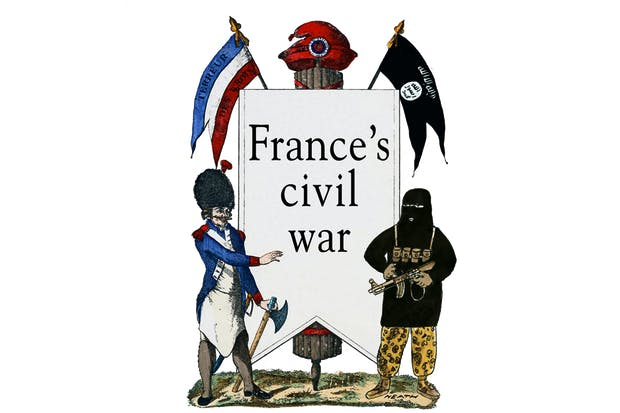 5feaf24e743 France's civil war — and the struggle facing Europe | The Spectator ...