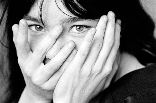 Björk, by Jane Bown From Jane Bown: A Lifetime of Looking, edited by Luke Dodd (Guardian Faber)