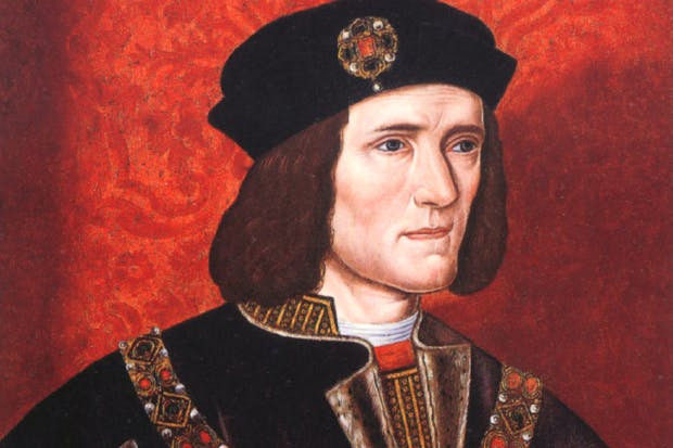 Portrait of Richard III by an unknown artist