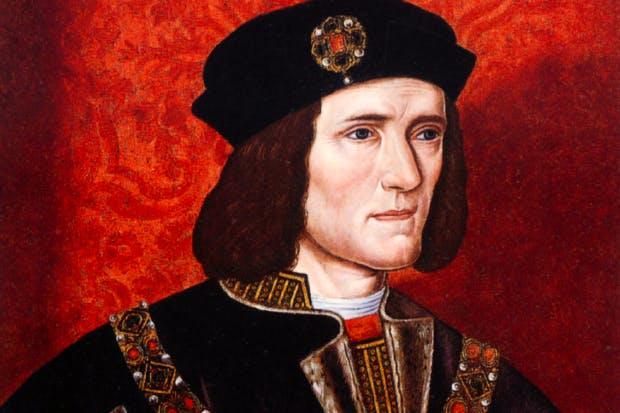 Portrait of Richard III by an unknown artist
