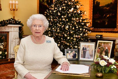 Is this the real Queen? (Photo: Getty)