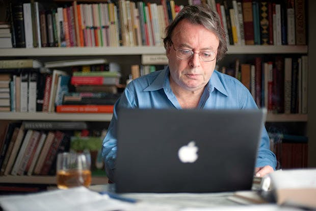 Christopher Hitchens (Photo: Getty)