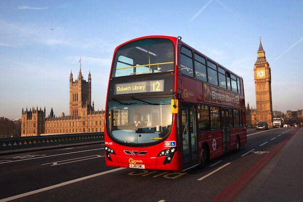 Contactless payments have taken the fun out of buses