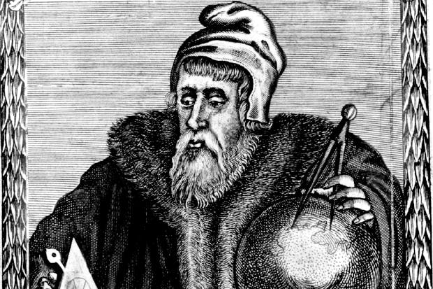 'If ever there was a Renaissance Man, John Dee was it': from 'The Order of the Inspirati', 1659