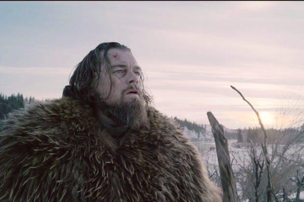 Leonardo DiCaprio as Hugo Glass