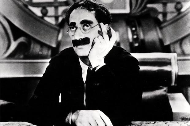 Groucho Marx (Photo: Getty)