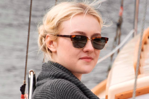 What was she thinking? Dakota Fanning as 'Poodles'