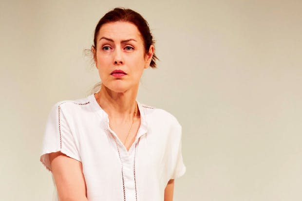Woman on the verge of a nervous breakdown: Gina McKee as The Mother