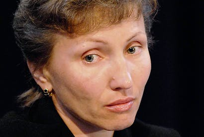 Marina Litvinenko: a tireless campaigner for justice for her late husband