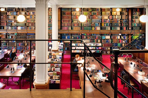 Convivial: the Reading Room