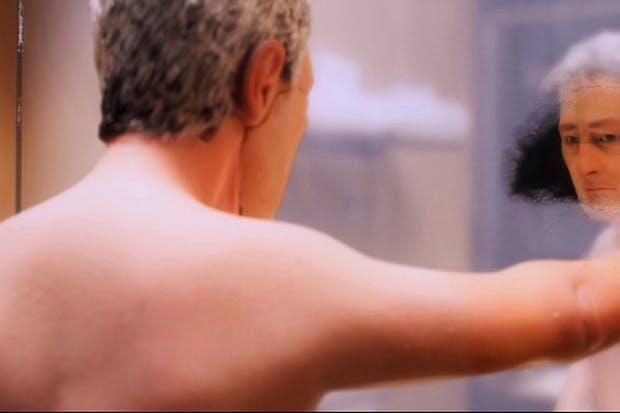 Mirror, mirror: Michael Stone, as voiced by David Thewlis