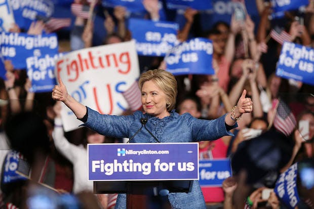 Yes, Donald Trump is grotesque. But I will never vote for Hillary Clinton