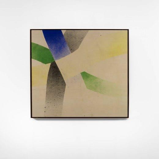 John Latham's 'Untitled', 1964-1965
