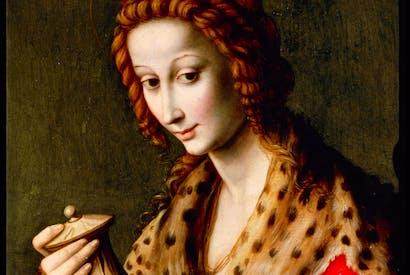 Mary Magdalene by Francesco Ubertini, il Bacchiacca