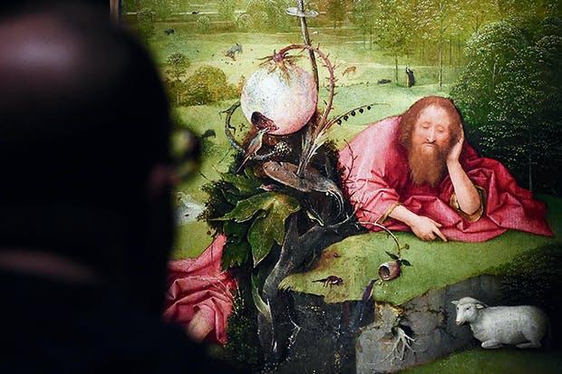 Strange fruit: Bosch mixes scripture and folklore