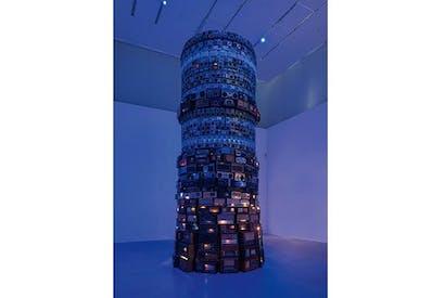 'Babel', 2001, by Cildo Meireles