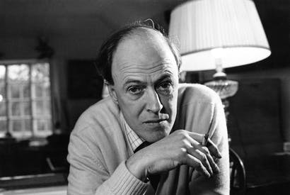 Roald Dahl (Photo: Getty)
