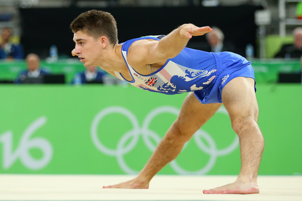 Double gold medal winner Max Whitlock (Photo: Getty)
