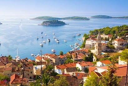 The Dalmatian coast: old-fashioned glamour