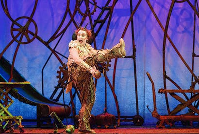 Carry on camping: English Touring Opera's 'La Calisto'