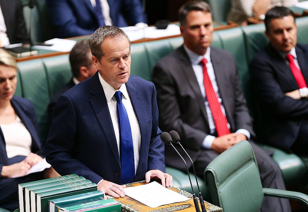 Liberal Party Votes On Leadership Spill As Parliament Resumes In Canberra