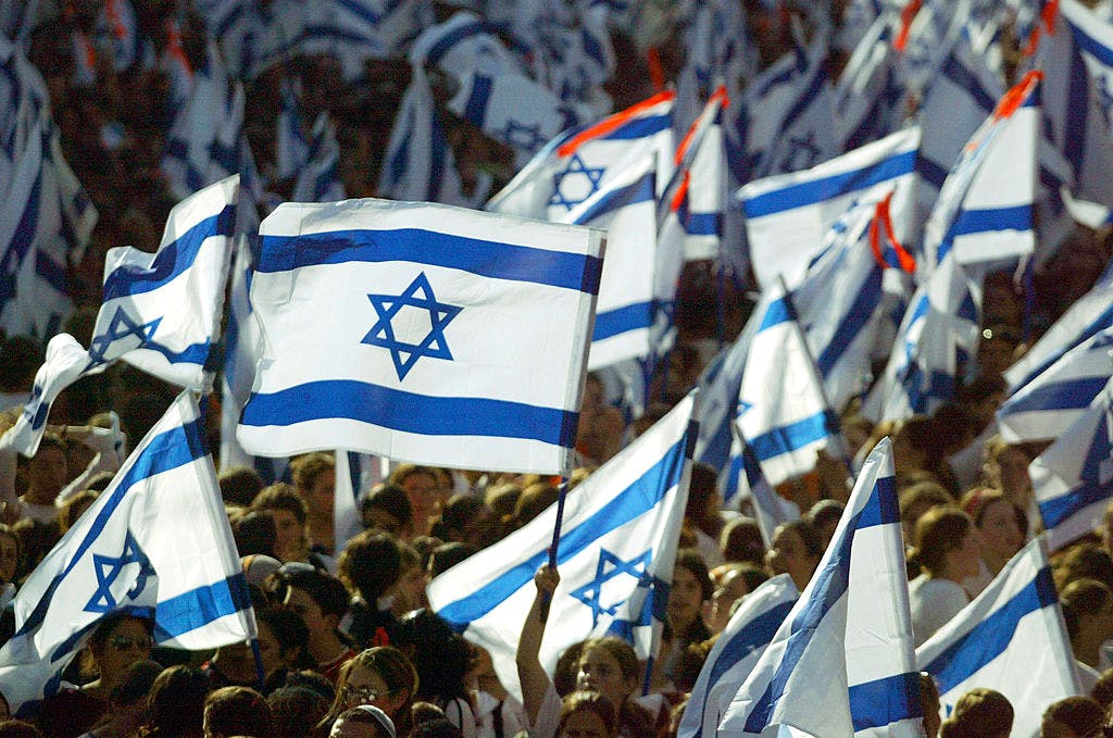 Israelis Celebrate Anniversary Of Reunification Of Jerusalem