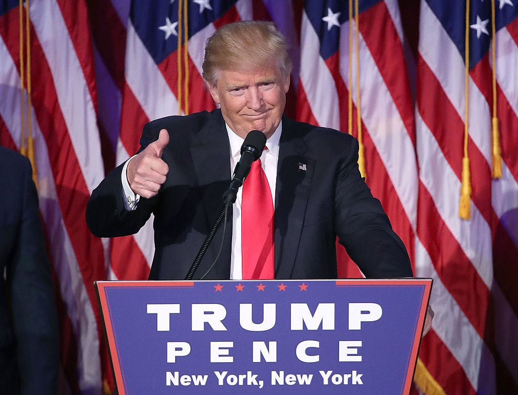 the reasons for the scrutiny of donald trumps acceptance speech The staff of the la times annotates donald trump's rnc acceptance speech donald trump's complete convention speech such a big reason.