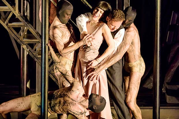 Royal Opera House production of King Roger