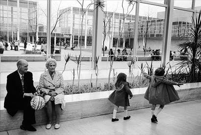 Paradise regained: Milton Keynes shopping centre (now called thecentre: mk) in 1972