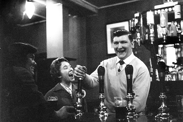 'Pub owners are particularly keen on quizzes, because quiz teams drink an awful lot'
