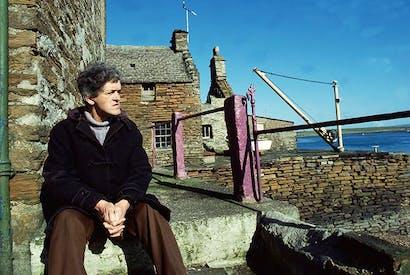 George Mackay Brown appears part-inspiration forAnnalena McAfee's fictional poet Grigor McWatt