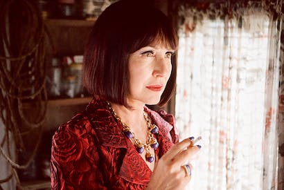Carry on screaming: Nathalie Baye as Martine in 'It's Only the End of the World'