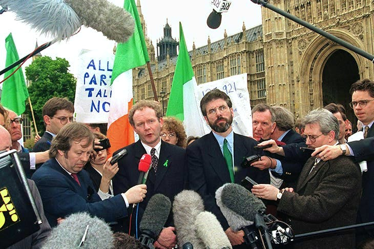 Gerry Adams and Martin McGuinness (Getty)