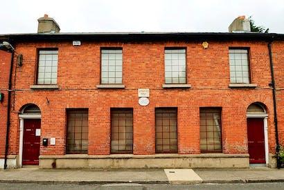 The Irish Jewish museum in Dublin