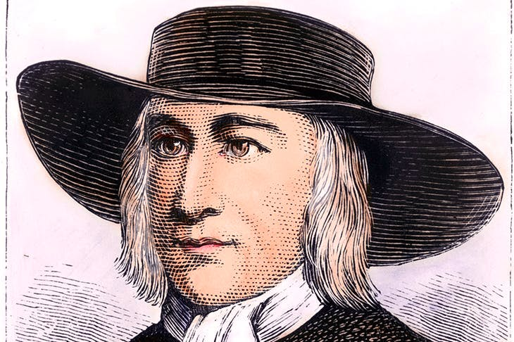 George Fox, founder of the Quakers, was no fanatic, but a practical man of God. He is likened to St Francis of Assisi for his 'charistmatic blend of literalness and freedom'