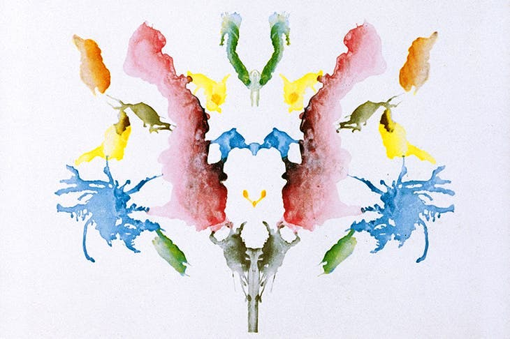 Fantastic interpretations of the inkblots might imply either madness or high intelligence and creativity. Rorschach was convinced the tests could distinguish between the two