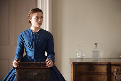 Plain terrific: Florence Pugh as Katherine in 'Lady Macbeth'